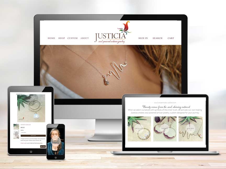 Justicia Artisan Jewelry